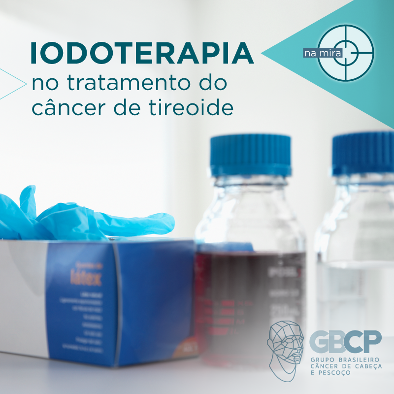 Iodoterapia no tratamento do câncer de tireoide